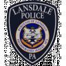 Lansdale Borough Police Department Badge
