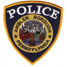 Ambler Borough Police Department Badge