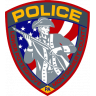 Lower Pottsgrove Township Police Department Badge