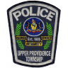Upper Providence Township Police Department Badge
