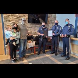 Officer Allen Accommodation
