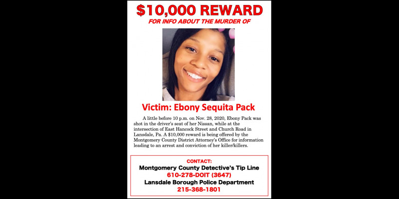 Image for $10,000 reward still available
