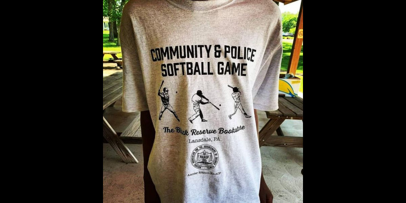 Image for First Annual Police and Community Softball Game!!