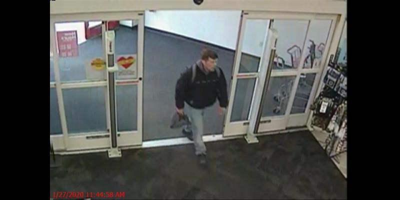 Image for CVS Retail Theft Suspect