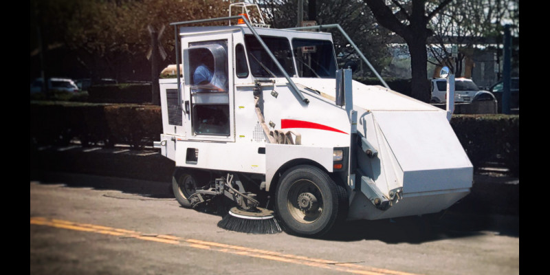 Image for Street Sweeping Returns