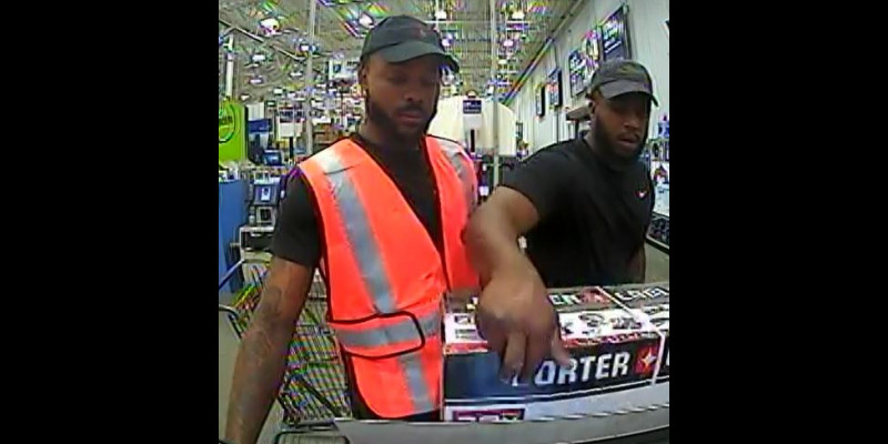 Image for Seeking Identification of Fraud Suspects