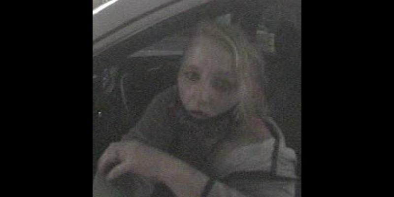 Image for Seeking Identification of Fraud Suspect