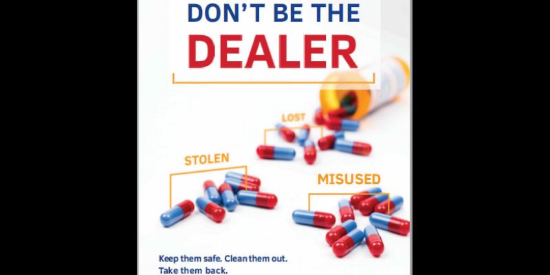 Image for National Prescription Drug Take Back Day - April 24, 2021