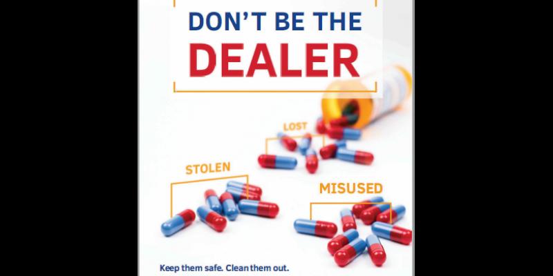Image for National Prescription Drug Take-Back Day - October 23, 2021