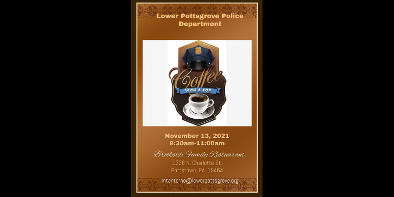 Image for Coffee With Cops