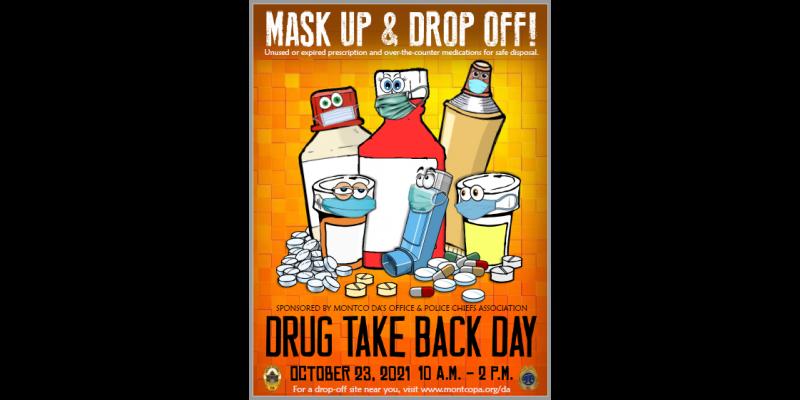 Image for DRUG TAKE BACK DAY