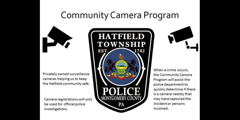 Image for Community Camera Program - New Camera Registry Form