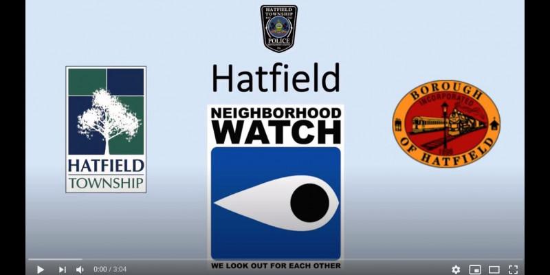 Image for Virtual Neighborhood Watch Video Presentation