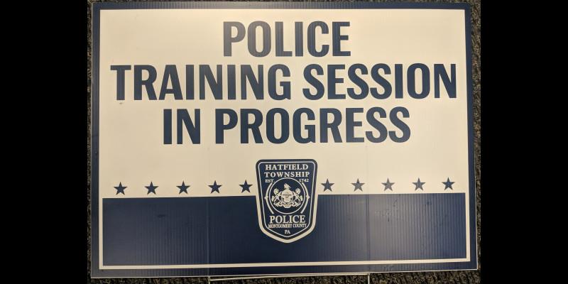 Image for POLICE TRAINING - AM KULP ELEMENTARY SCHOOL ON 8/15